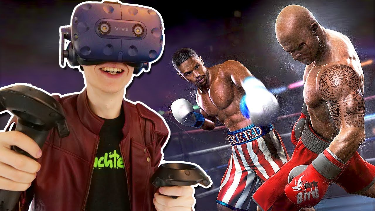 Best VR Boxing Games in 2020