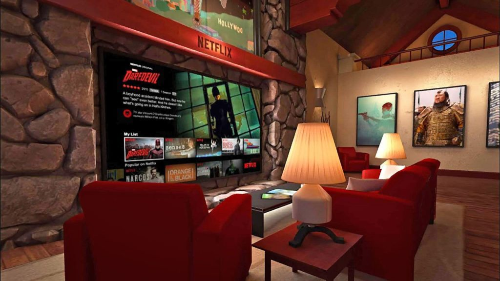 Netflix VR Experience