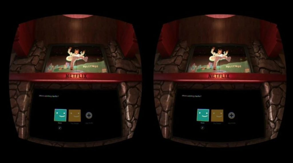 Steps to watch Netflix on Samsung Gear VR