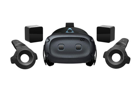VR Headset for Elite Dangerous